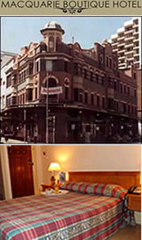Macquarie Boutique Hotel - Tourism Adelaide