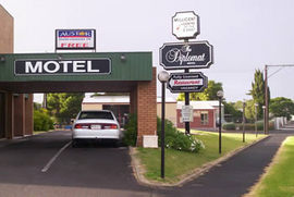 The Diplomat Motel - Tourism Adelaide