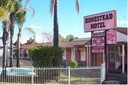 The Homestead Motor Inn - Tourism Adelaide