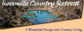 Koomulla Country Retreat - Tourism Adelaide