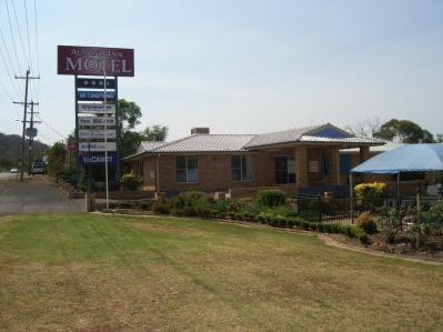 Almond Inn Motel - Tourism Adelaide