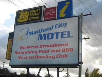 Maitland City Motel - Tourism Adelaide