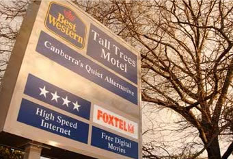 Best Western Tall Trees Motel - Tourism Adelaide