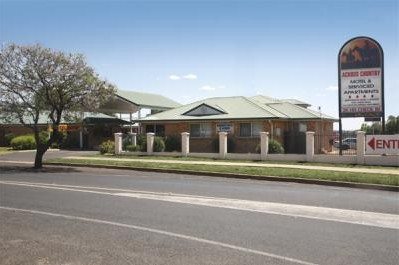 Across Country Motor Inn - Tourism Adelaide