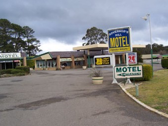 Governors Hill Motel - Tourism Adelaide