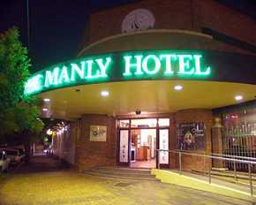 The Manly Hotel - Tourism Adelaide