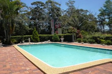 Beerwah Glasshouse Mountains Motel - Tourism Adelaide