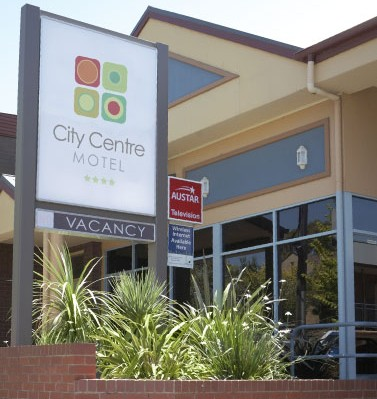 City Centre Motel - Tourism Adelaide