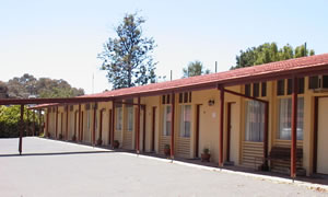 Golden Hills Motel - Tourism Adelaide