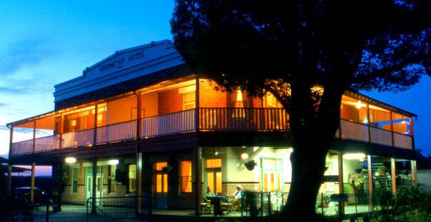 Abernethy Guesthouse - Tourism Adelaide