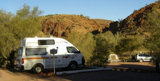 Glen Helen Resort - Tourism Adelaide