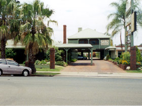 Pioneer Lodge Motel - Tourism Adelaide