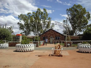 Curtin Springs Station - Tourism Adelaide