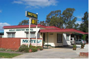 GLENROWAN KELLY COUNTRY MOTEL - Tourism Adelaide