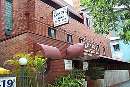 Acacia Inner City Inn - Tourism Adelaide