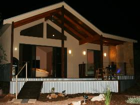 Pike River Luxury Villas - Tourism Adelaide