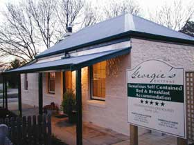 Georgie's Cottage - Tourism Adelaide