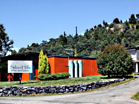 Silver Hills Motel - Tourism Adelaide