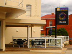 Neptune Grand Hotel - Tourism Adelaide