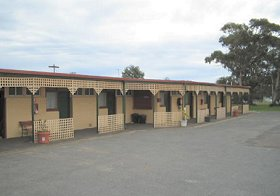 Central Court Motel - Tourism Adelaide