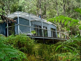 Huon Bush Retreats - Tourism Adelaide