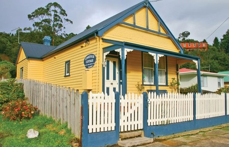 Comstock Cottage - Tourism Adelaide