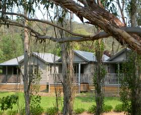 The Homestead Cabins Brogo - Tourism Adelaide