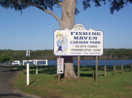 Fishing Haven Caravan Park - Tourism Adelaide