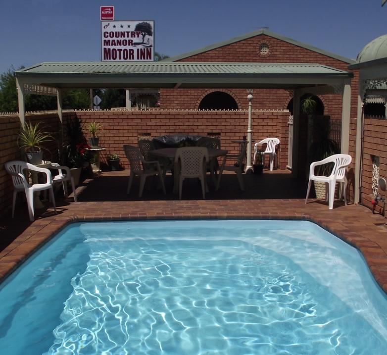 Country Manor Motor Inn - Tourism Adelaide