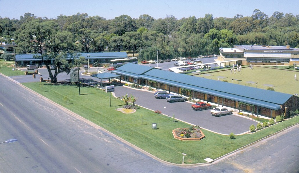 Deniliquin Country Club Motor Inn - Tourism Adelaide