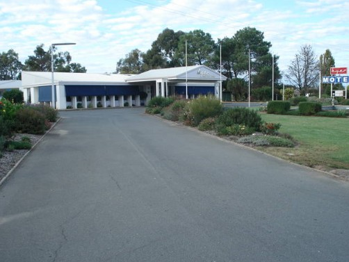 Byer Fountain Motor Inn - Tourism Adelaide