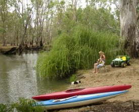 Gulpa Retreat Tourist Park - Tourism Adelaide