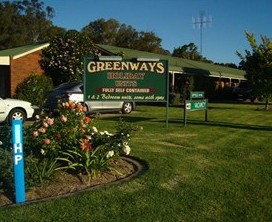 Greenways Holiday Units - Tourism Adelaide