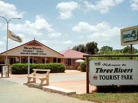 Mundubbera Three Rivers Tourist Park - Tourism Adelaide