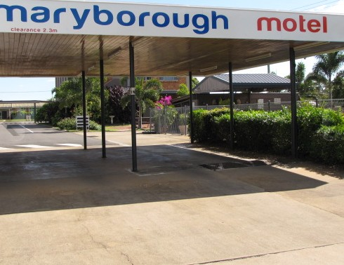 Maryborough Motel and Conference Centre - Tourism Adelaide