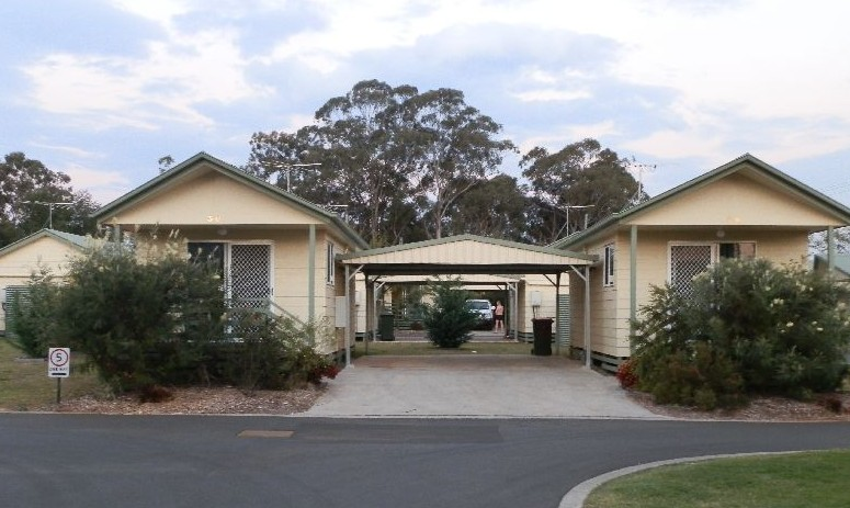 Peppertree Cabins Kingaroy - Tourism Adelaide