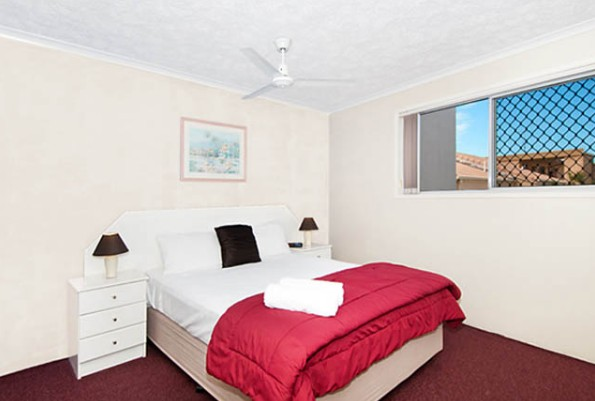 Champelli Palms Luxury Apartments - Tourism Adelaide