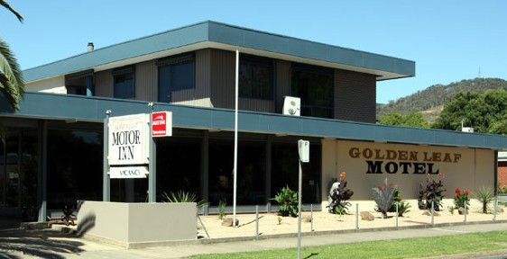 Golden Leaf Motel - Tourism Adelaide