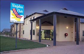Ningaloo Club - Tourism Adelaide