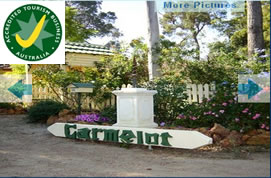 Carmelot Bed  Breakfast - Tourism Adelaide