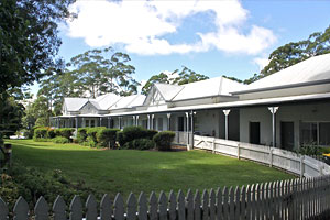 Woodleigh Homestead Bed  Breakfast - Tourism Adelaide