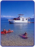 Hinchinbrook Rent A Yacht And House Boat - Tourism Adelaide