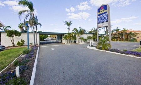 Best Western Hospitality Inn Geraldton - Tourism Adelaide