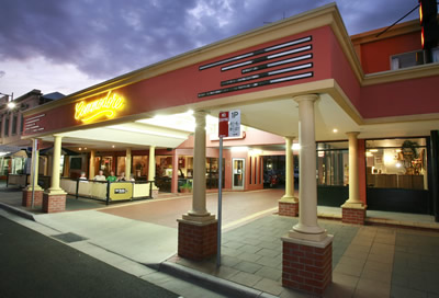 The Commodore Motor Inn - Tourism Adelaide
