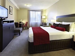 The Swanston Hotel Melbourne Grand Mercure - Tourism Adelaide