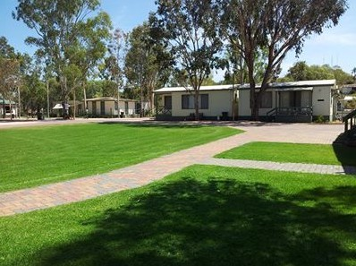 Riverside Holiday Park Blanchetown - Tourism Adelaide