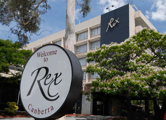 Canberra Rex Hotel - Tourism Adelaide