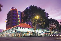 Darwin Central Hotel - Tourism Adelaide
