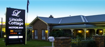 Lincoln Cottage Motor Inn - Tourism Adelaide