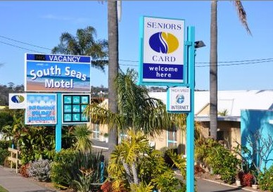 South Seas Motel - Tourism Adelaide